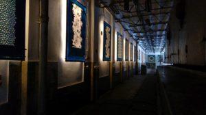 Muzeum Lniarstwa - wystawa Tkane Sita