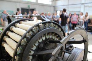 Nić łącząca przeszłość z teraźniejszością - Muzeum Lniarstwa