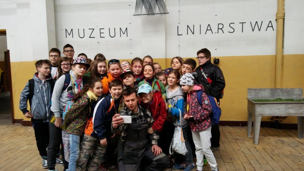 Muzeum Lniarstwa w Żyrardowie - zwiedzanie Muzeum