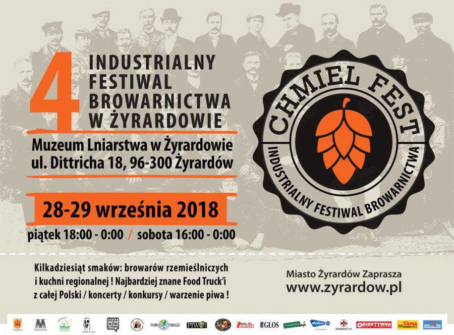 Festiwal bursztynowych trunków po raz czwarty w Żyrardowie!