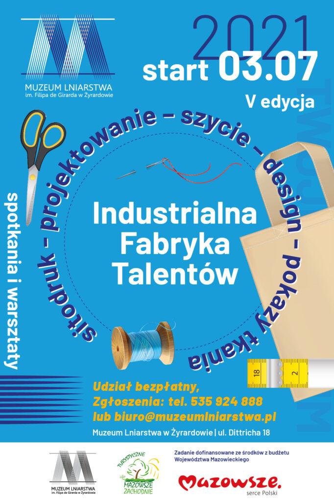 plakat_Industrialna_Fabryka_Talentów