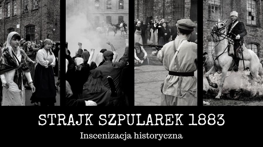 Strajk Szpularek 1883