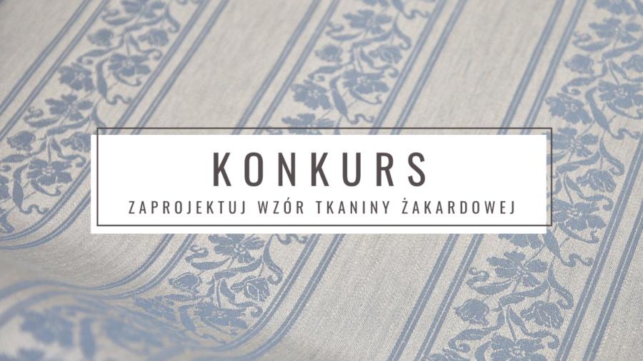 Zaprojektuj nowy wzór tkaniny żakardowej